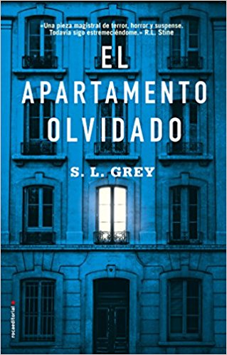 The Apartment - S.L. Grey - Spanish Cover - Roca Editorial