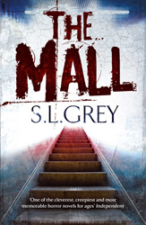 The Mall paperback cover